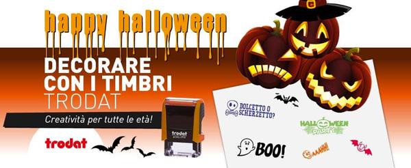 Timbri decorativi per Halloween - Vendita online