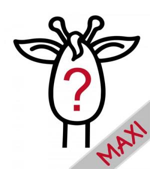 Animale: te lo disegniamo noi - Maxi Adesivi Famiglia per Camper