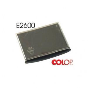 E2600 - Cartuccia per Colop serie S400/S600 e serie 2600