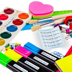 Etichette adesive - Misura media