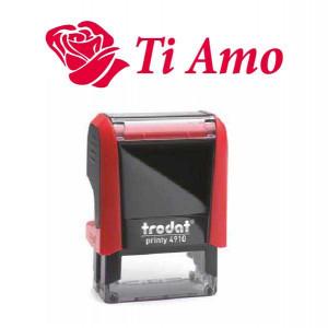 """Timbro """"Ti Amo"""""""