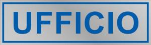 "Etichetta adesiva ""Ufficio"""