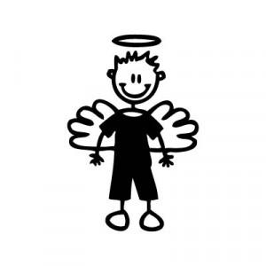 Bambino angioletto