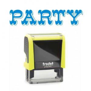 "Timbro ""Party"""