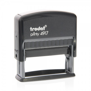 Timbro autoinchiostrante Trodat 4917 - 50x10 mm
