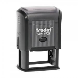 Timbro autoinchiostrante Trodat 4929 - 50x30 mm
