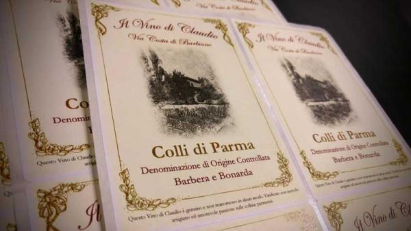 Etichette Per Vino Personalizzate Stampa Online