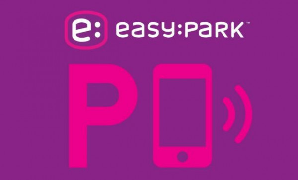 """Contrassegno """"EasyPark"""" (per interno vetro)"""