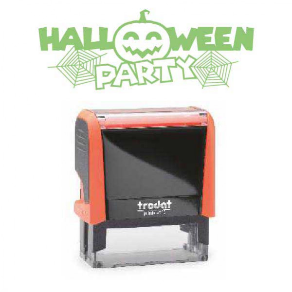 "Timbro ""Halloween Party"""