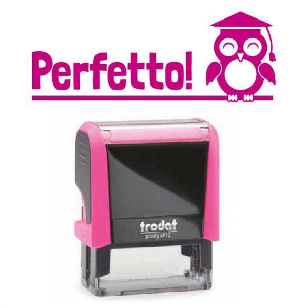 """Timbro """"Perfetto!"""""""