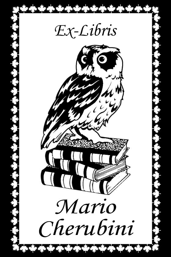 Ex-Libris Gufo