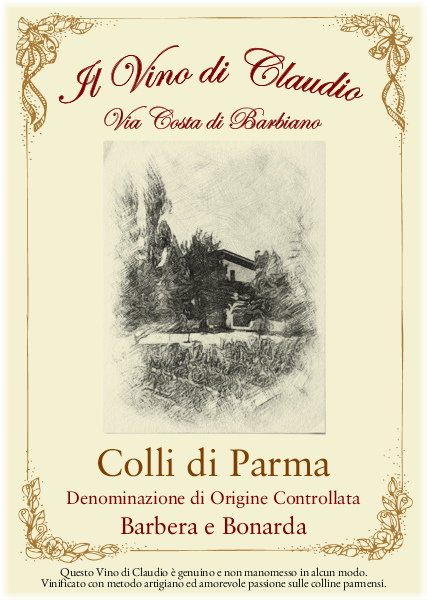 Famoso Etichette per vino personalizzate - Stampa online VE39