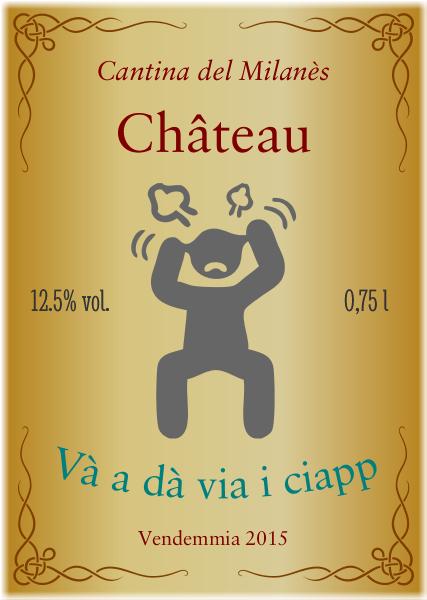 Etichette per vino personalizzabili