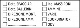 Grande 15/3 (70x25 mm)