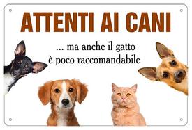 AC010 - Animali poco raccomandabili