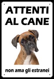 AC015 - Non ama gli estranei